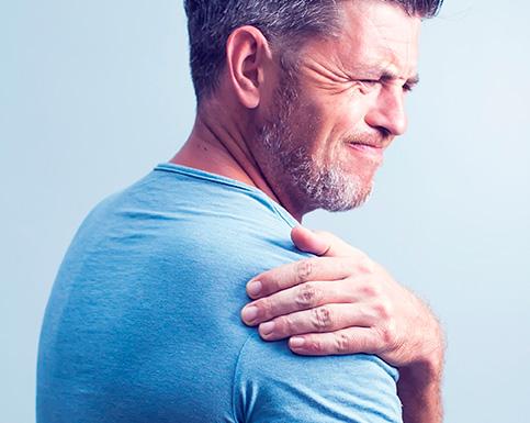 טיפול טבעי לכאבים בכתף