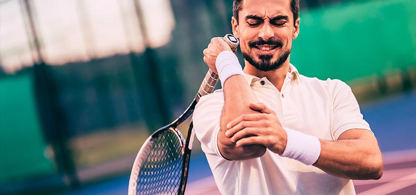 מרפק טניס וכאבים במרפק