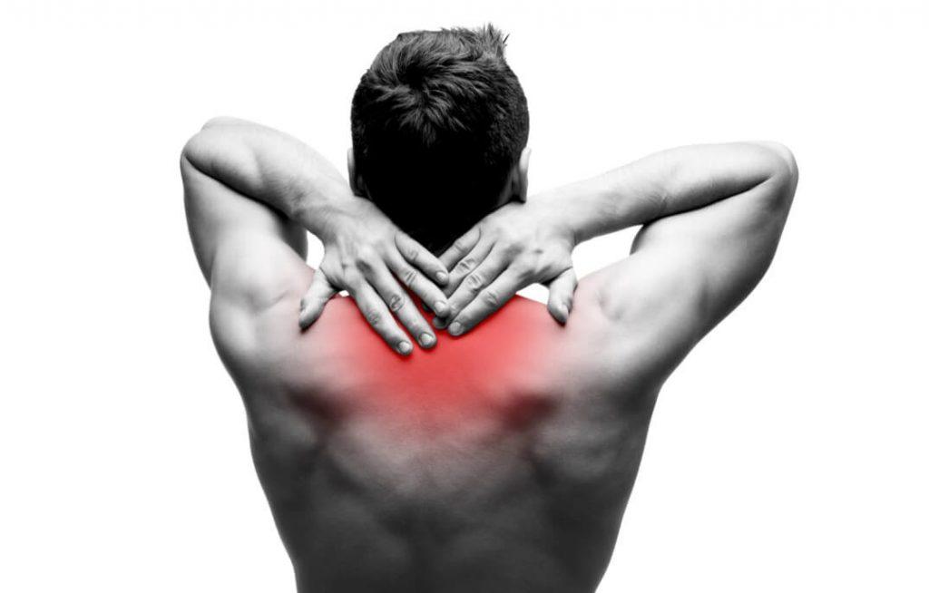 כאבי גב עליון - הטיפול שמנצח את הכאב בי קיור לייזר