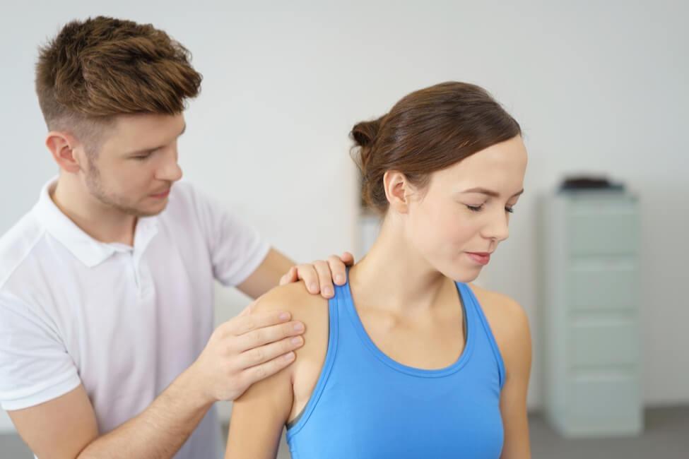 טיפול טבעי בדלקת בכתף