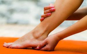 כאבים בכף הרגל וטיפול בעזרת בי קיור לייזר