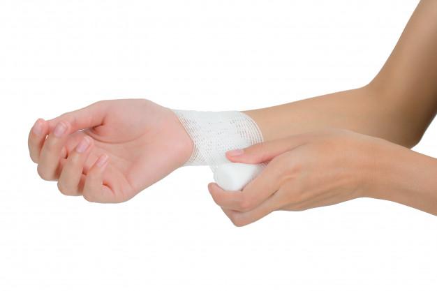 פצעי לחץ טיפול בעזרת בי קיור לייזר